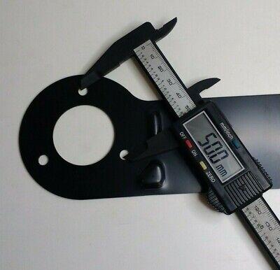 7 Pin & 13 Pin Socket Towing Bracket 12N 12S 2mm Mounting Plate Maypole Mp86B 6