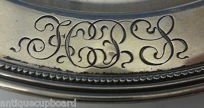 Old Newbury by Towle Sterling Silver Butter Plate with Knife Rest (#0490) 4