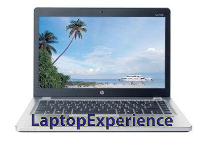 HP LAPTOP 9470m ELITEBOOK FOLIO WINDOWS 10 PRO WIN i5 WEBCAM WiFi 8GB 128GB SSD 9