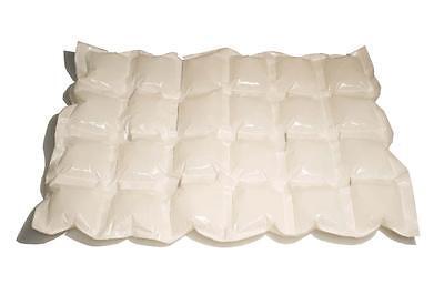 10 x DRY GEL ICE PACKS - Eski Sheets Cooler Hydratable  Reusable