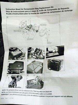 Craftsman Porter Cable N036517 Air Compressor Cylinder Service Kit1
