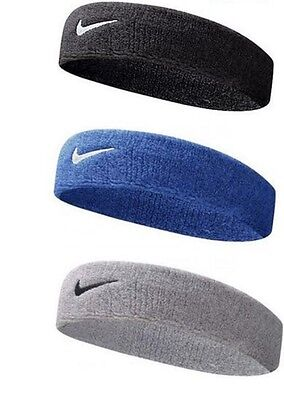 Nike Swoosh Headband Brand New 12 Different Colors To Choose From 3