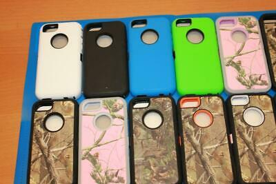 official photos 211ef 3c4b5 NEW REAL TREE Camo Case For iPhone 5/5S/SE/5C (Fits Otterbox Defender Belt  Clip)