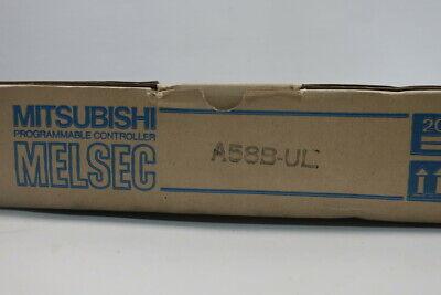 Mitsubishi A58B-UL Melisec Programmable Controller 8