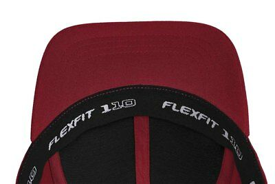 cab2b94e86cd5 ... Mini Cooper John Cooper Works JCW Logo Baseball Cap Snapback Red or  Black flxfit 4