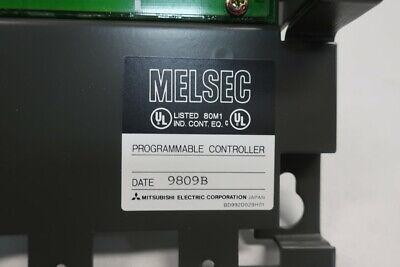 Mitsubishi A58B-UL Melisec Programmable Controller 6