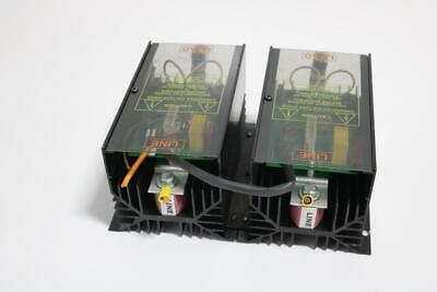 Lot of 2 Omega SCR39Z-48-060 Power Controller for Electrical Resistance Heater 2