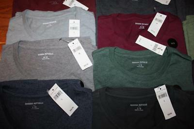 f10bd742f3930 ... 12FREE Shipping NEW NWT Mens Banana Republic Graphic Logo Elephant Tee T -Shirt 25 Styles Choose 4