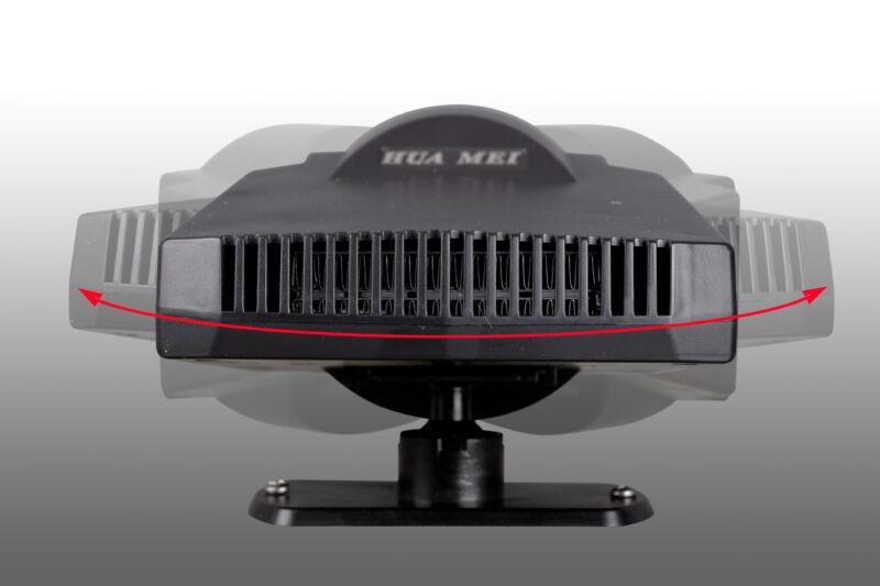 Heizlüfter Zusatzheizung 300 Watt 12 V Volt Zusatzbelüftung Autoheizung PKW