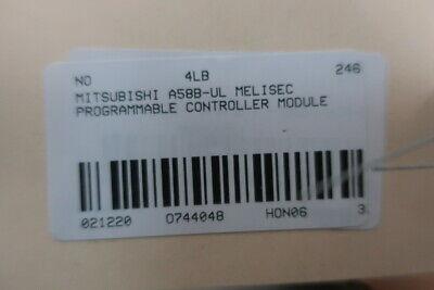 Mitsubishi A58B-UL Melisec Programmable Controller 9