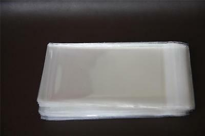 100x Self Adhesive Self Seal Resealable Clear Plastic Cellophane Bags 8x12cm New 3
