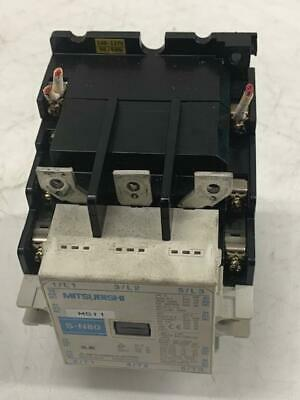 Mitsubishi Electric 100VAC Coil Magnetic Contactor S-K25