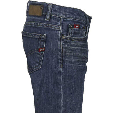 GAS Jeans Pantaloni Bambina Eta' 12 4