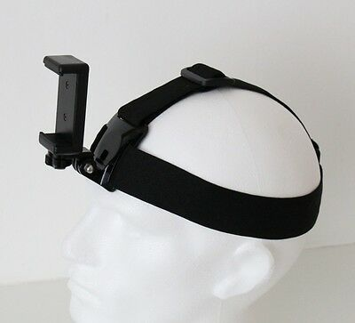 Head Strap Harness Mount Holder for Mobile Phone iPhone Samsung HTC Sony Huawei