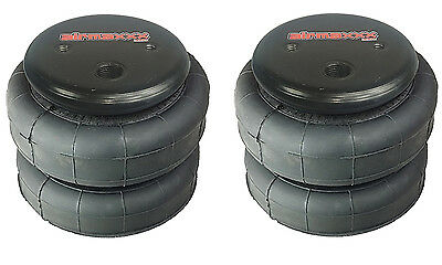 "V AirRide Suspension  2 AirBags Standard 2500-II 1//2/""npt //7-Switch"