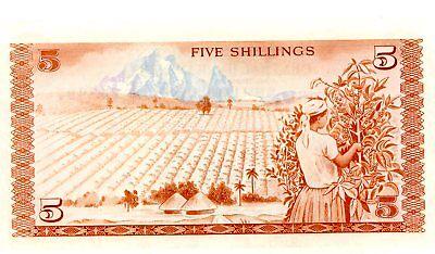 Kenya ... P-15 ... 5 Shillings ... 1978 ... Ch*UNC*.