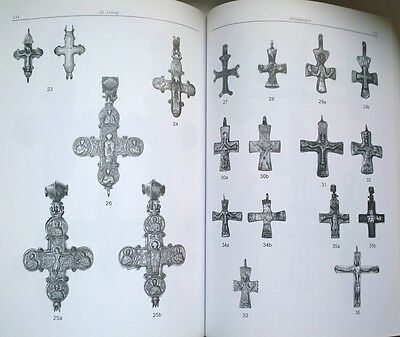 Medieval Hungarian Bronze Crucifix Catalog 2