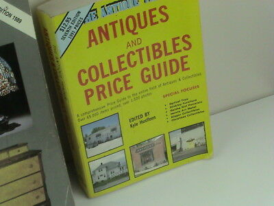 Lot of 5 SCHROEDER'S Antiques and Antique Trader Price Guide Reference Books 3