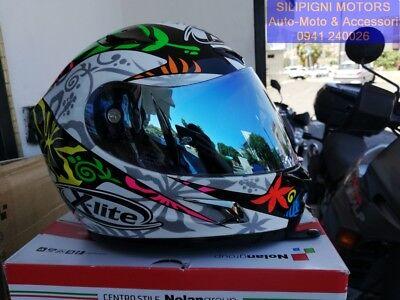 Visiera chiara clear casco  X-Lite Xlite X Lite X802 X 802 spedizione immediata