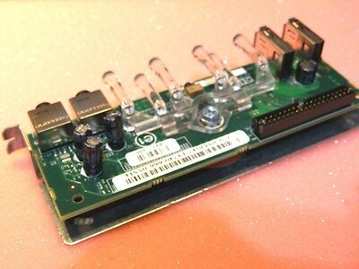NEW GENUINE DELL OPTIPLEX GX620 SUB X8921 USB//AUDIO CONTROL PANEL THA01 MJ047