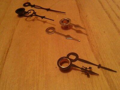 Assorted Quartz Clock Metal hands 10 per pack 2