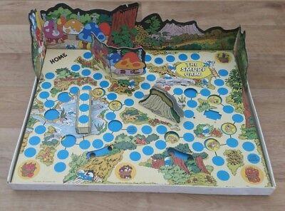 The Smurf Game - John Sands - 1981 - vintage