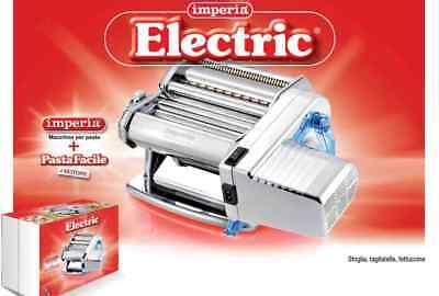 Imperia Electric Macchina Per Pasta Elettrica Mod.650 Sfogliatrice E Motorino 5