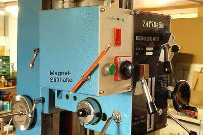2 Stifthalter magnetischer Stiftehalter Werkzeughalter Magnethalter Magnet 2