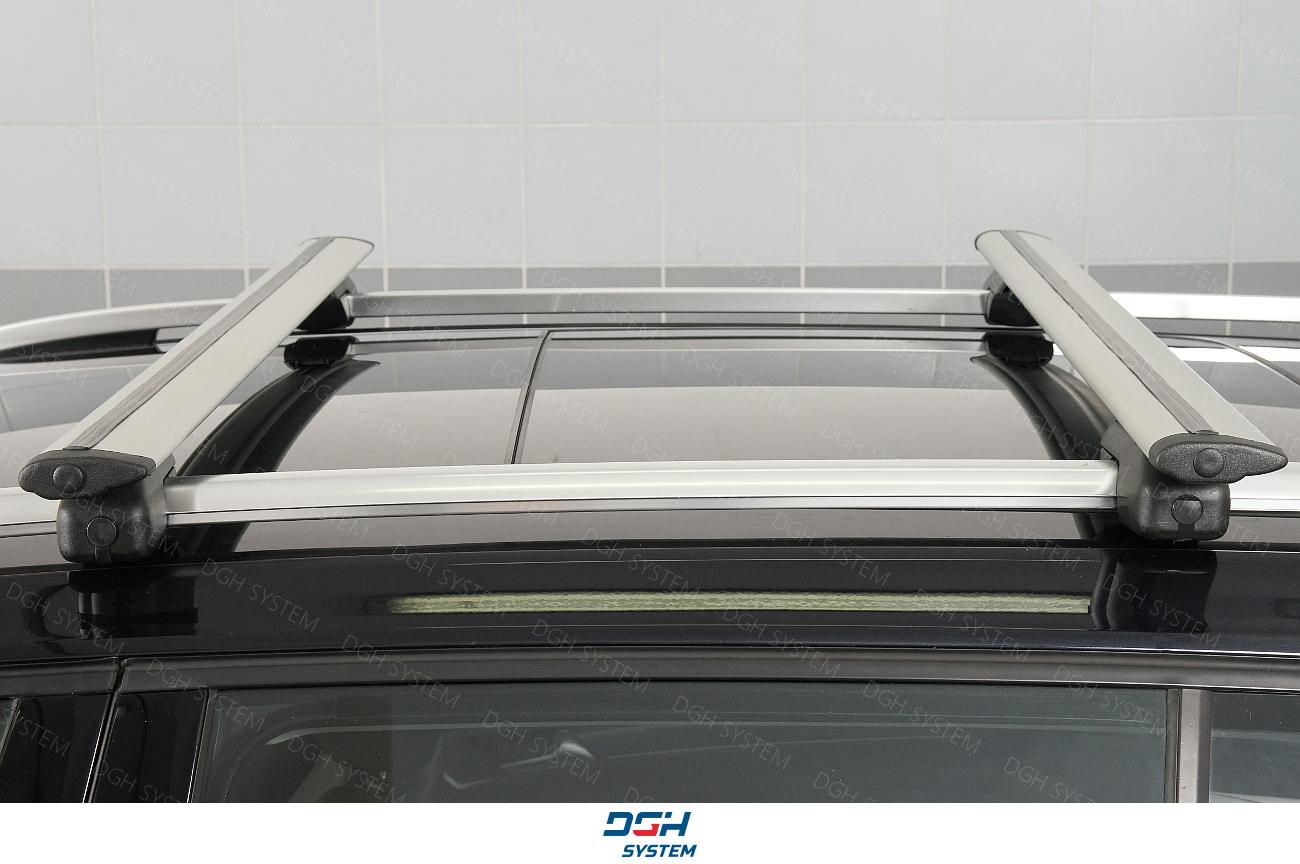 T-Profil 06-09 Ford Galaxy MPV Paar Dachträger D-T 140cm