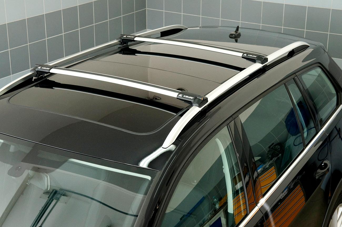 VDP Alu Relingträger XL Dachträger für Mercedes GL ab 06 //