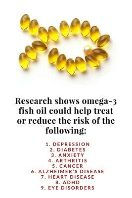 brain focus - OMEGA 8060 Fish Oil 1500mg - fish oil omega 3 - 2 Bottles 9