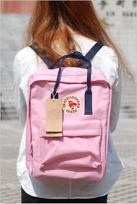 IT 16 / 20L School bag Zaino causale Unisex Fjallraven Kanken Shoulder Travel 11