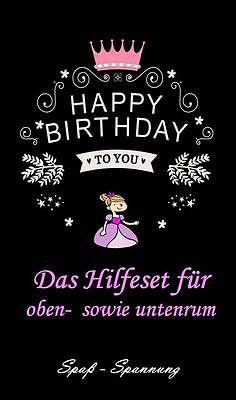 Lustige Geschenkidee Fur Die Frau Zum Jedem Geburtstag Ideal Als