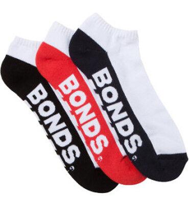 10 Pairs Brand New Bonds Men's Sports Ankle Low Cut Running Socks Sz 6 10 11 14 2