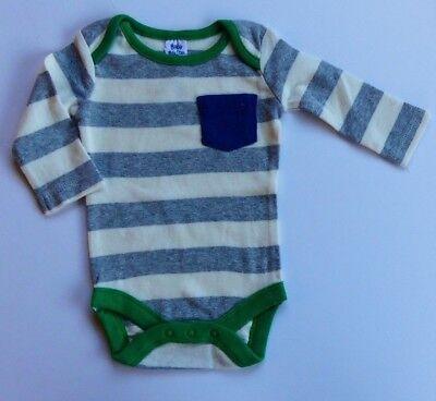 MINI BODEN BABY SINGLE  FLORAL DAISY VESTS BODYSUIT// BODY SHORT SLEEVED  BNWOT