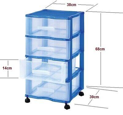 Cassettiere Plastica Con Ruote.Cassettiera Ufficio Carrello Parrucchiere Di Plastica 2 3 4 5