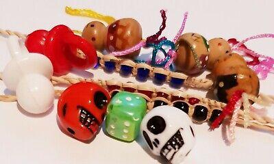 Lote de 3 Chinitos de La Suerte 80/'s Bamboline Lucky Dolls //Glückspüppchen