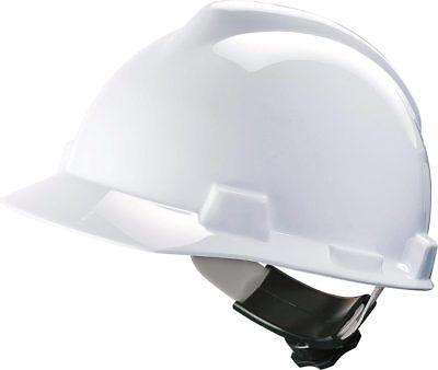 Bauhelm HDPE Bauarbeiterhelm Helm Schutzhelm Arbeitshelm Sicherheitshelm 52-64cm