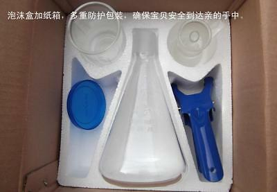 500ml Vacuum Suction Filter Device Lab Buchner Filting Apparatus  good 7