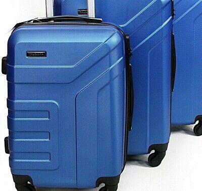 Reisekoffer 1509 Koffer Trolley Hartschalenkoffer Handgepäck M L X Set 7