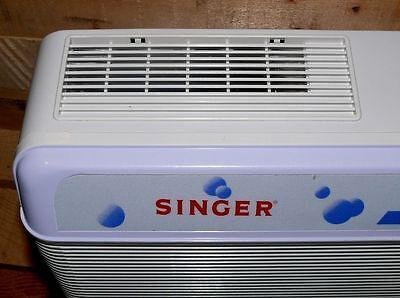 Singer IAC971 Profi Luftreiniger Aircleaner Ionen Filter Aktivkohle 72M 50W GR31