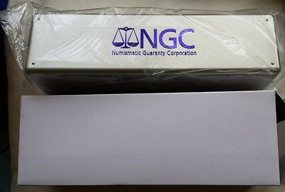 1 NGC Storage Box Holds 20 Slabbed Coins.  Brand New in Box 3