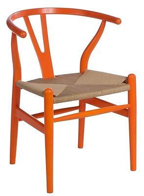 5 Von 6 Sessel Stuhl Replik CH24 Y Chair Wishbone Hans Wegner Designer  Vetrostyle