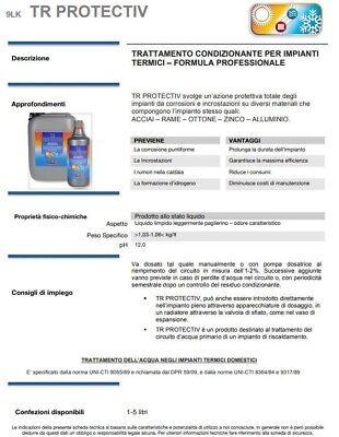 Faren Tr-Protectiv Protettivo Filmante Per Impianti Termici Conf. 1 Lt 2