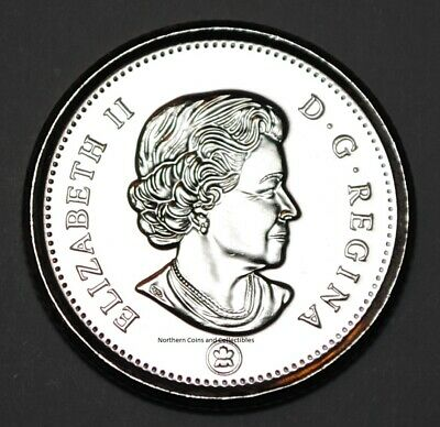 Canada 2020 BU Nice UNC 10 cent Canadian Dime from mint roll 2