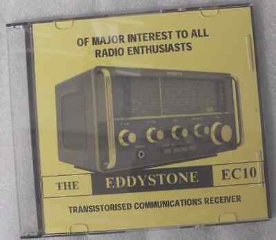 Eddystone EC10 - DVD - HF Communications Receiver Shortwave Radio Manual 2