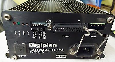 Digiplan Stepping Motor Drive Type Pks 240V For Quad 841C Solder Reflow Oven Uk 2
