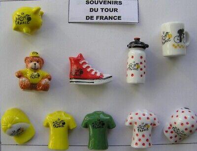 2011 PRIME LE TOUR DE FRANCE FEVE 3D au choix Reclame