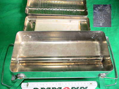AESCULAP Sterilisator Steribehälter Steribox Autoklav Surgical Sterile Container 4
