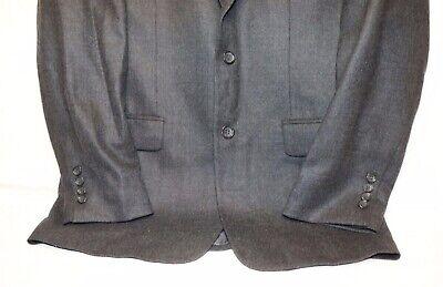 Mens 36R Joseph & Feiss Grey Cashmere Blend Blazer 6